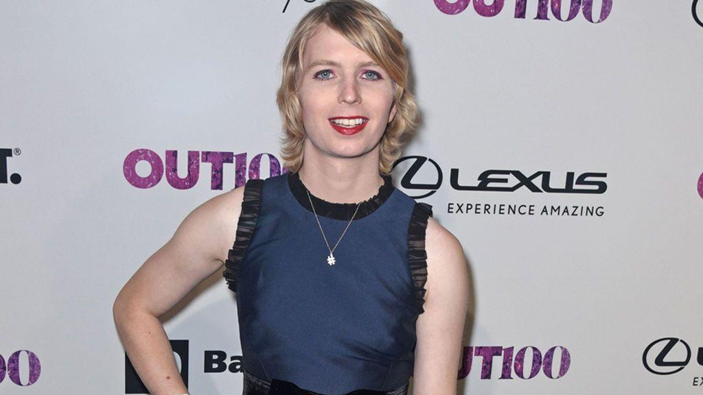 Chelsea Manning presenta su candidatura al Senado de Estados Unidos