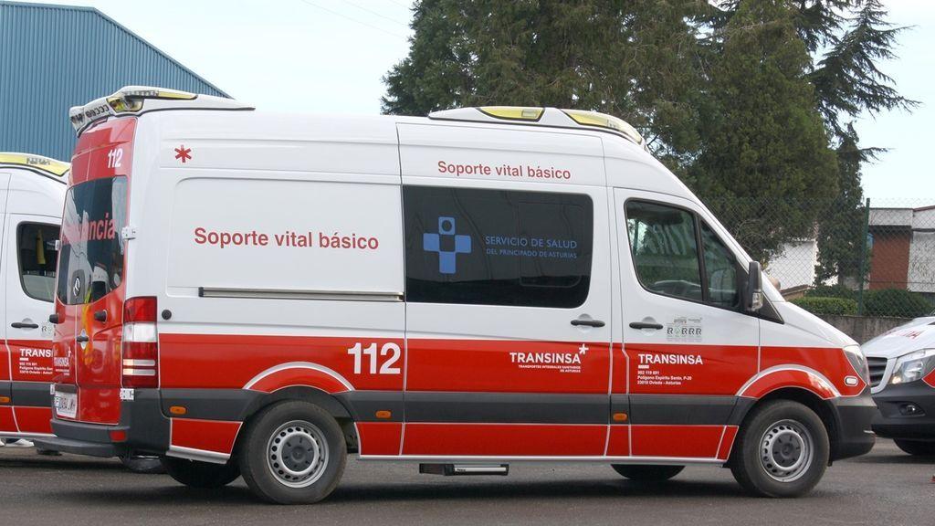 Fallece una mujer en Asturias al caerle un fardo de hierba encima