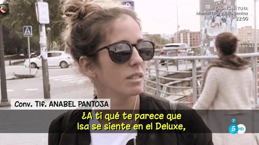 """Anabel Pantoja, sobre la entrevista de Chabelita en el 'Deluxe': """"Me demostró que quiere a su madre, pero hay cosas que es mejor evitarlas"""""""