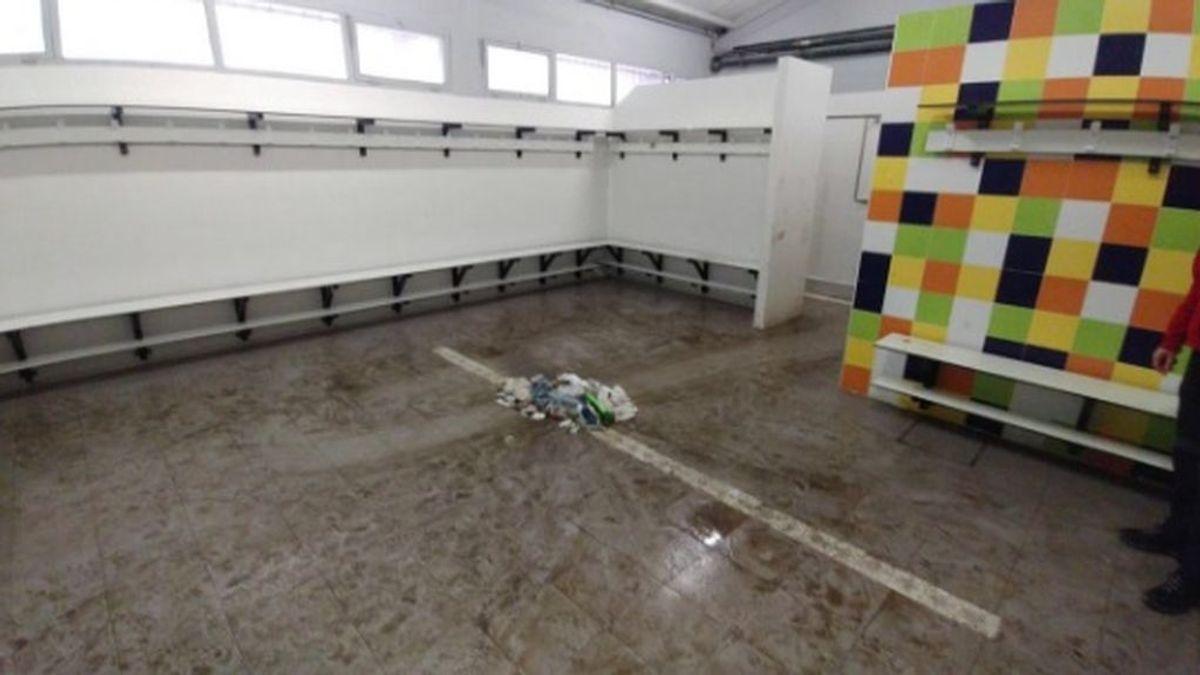 Nueva lección del rugby: el VRAC, líder de primera división, vence al Gernika y limpia el vestuario antes de volver a Valladolid