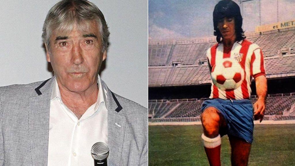'Panadero Díaz', ex jugador del Atlético de Madrid, en estado crítico tras una complicación en una operación