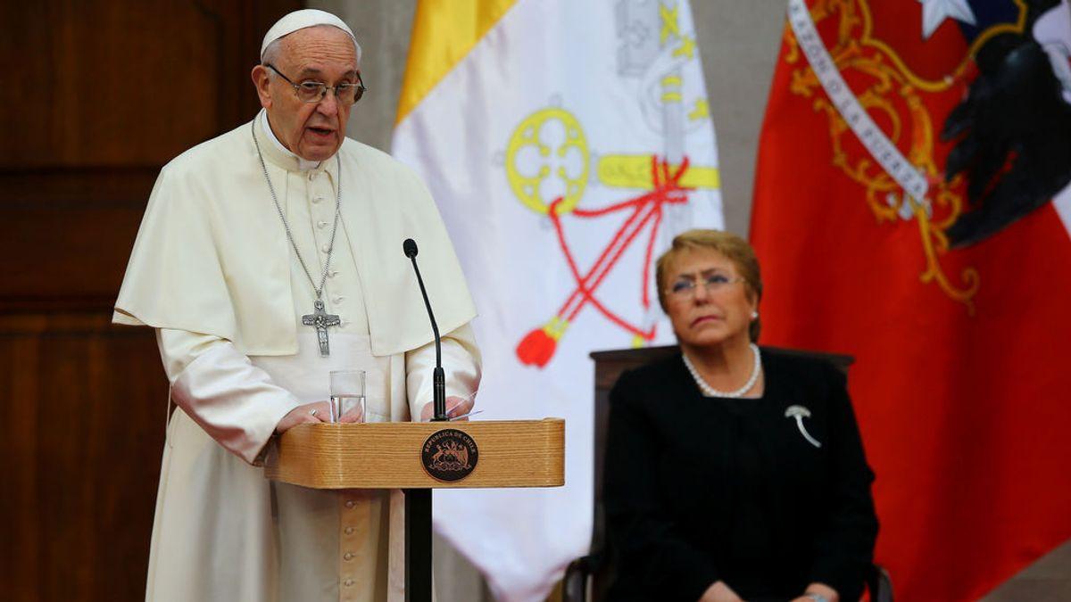 El Papa pide perdón en Chile por los abusos sexuales