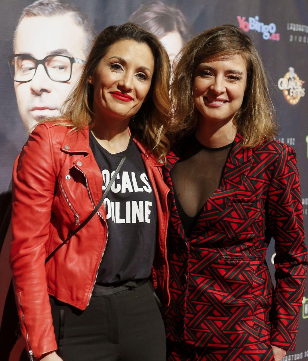 ¡Nagore Robles y Sandra Barneda también fueron juntas al estreno!