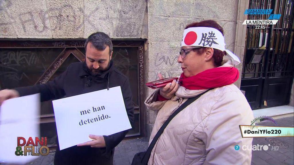 """""""¡Me ha detenido la policía!"""": ¡Flor aterroriza a su hija por  50 euros!"""