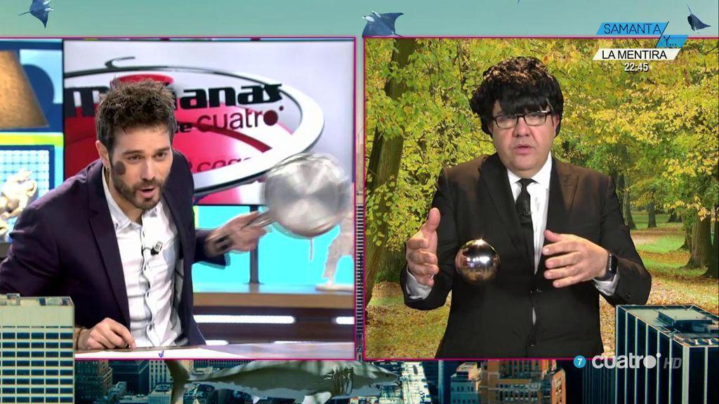 PuigdeFlo propone a JavierDani Ruiz hacer frente a los virales de Tabarnia: ¡con el contraviral!