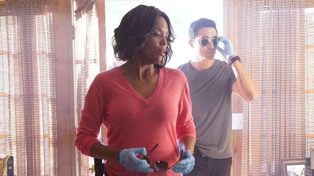 Imágenes de la 13ª temporada de 'Mentes criminales'.