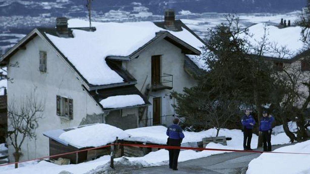 La Policía suiza busca a un español que desapareció tras llevarse a su hijo de tres años