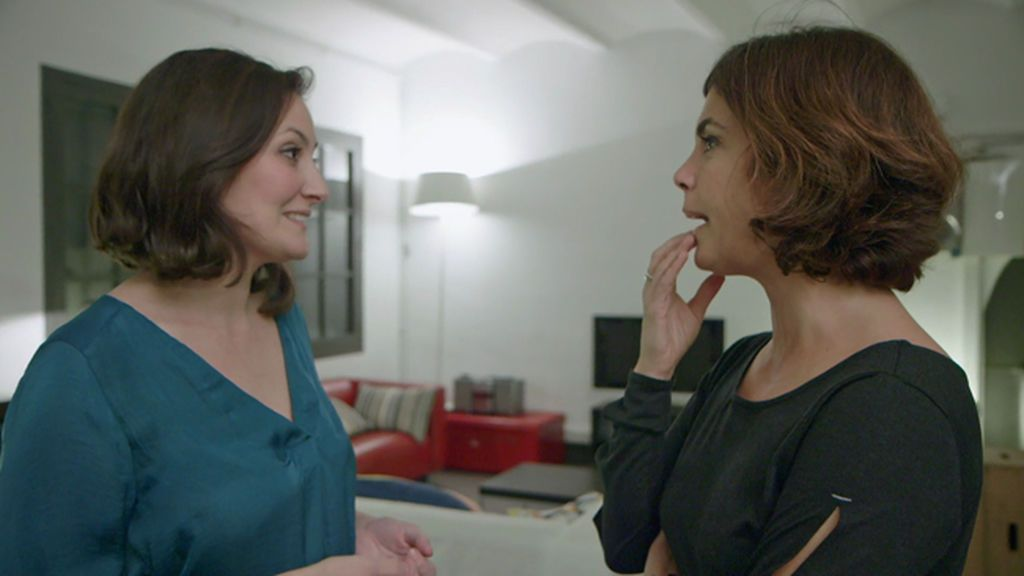 Samanta habla con una experta para saber si se puede detectar a un mentiroso