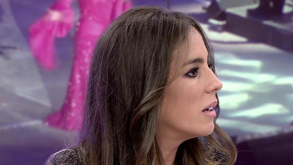 """Anabel Pantoja se mosquea con Kiko H.: """"La única escaleta del concierto de mi tía es la del director musical"""""""