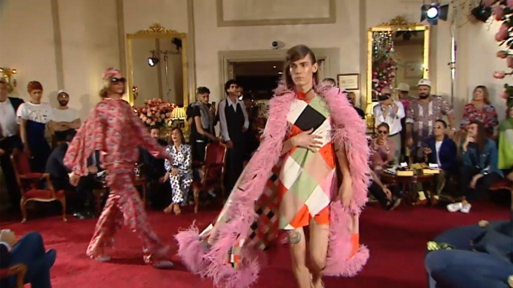 Palomo Spain Abre La Semana De La Moda Masculina De Par 237 S