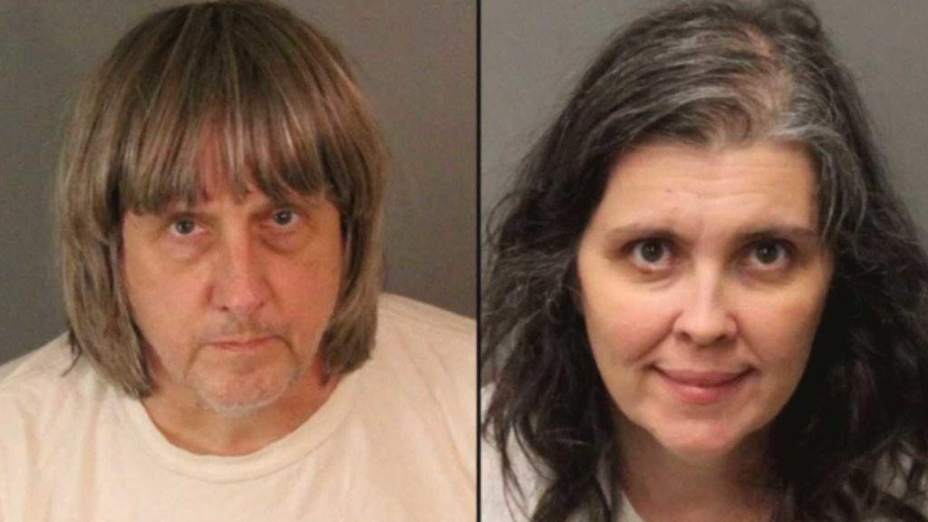 Padres detenidos California