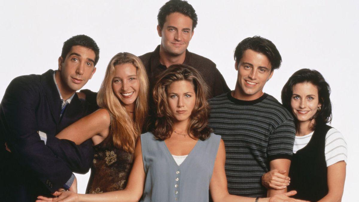 Los millennials no entienden por qué nos gustaba Friends si era una serie super sexista