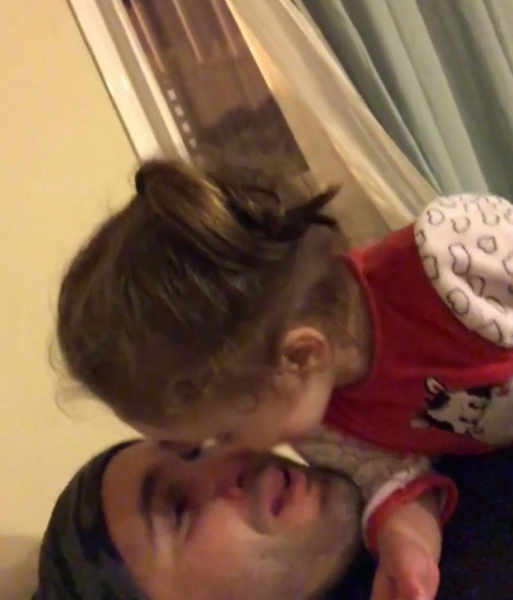 En vídeo: La hija de Kiko Rivera canta la nueva canción de su padre, ¡y está adorable!