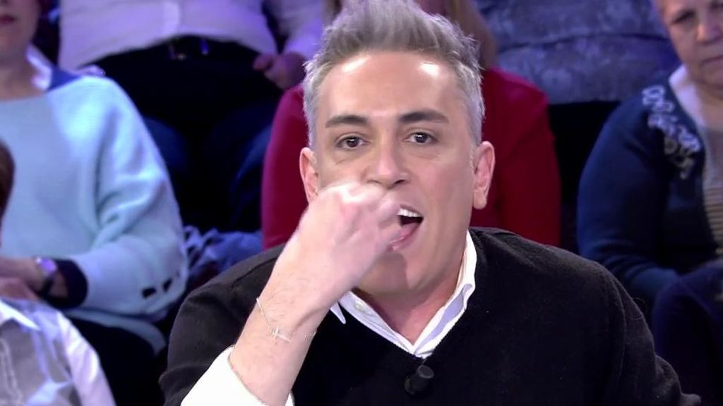 "Kiko Hernández, a Gustavo González: ""¡Vaya tragaderas tienes!"""