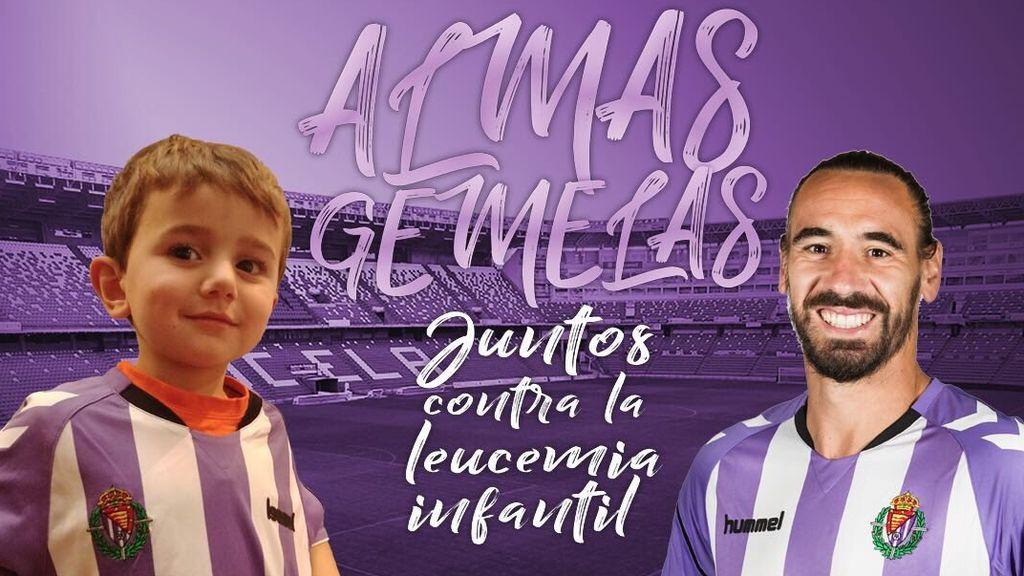 El gran gesto del Valladolid con los niños enfermos: donará su taquilla a la lucha contra la leucemia infantil