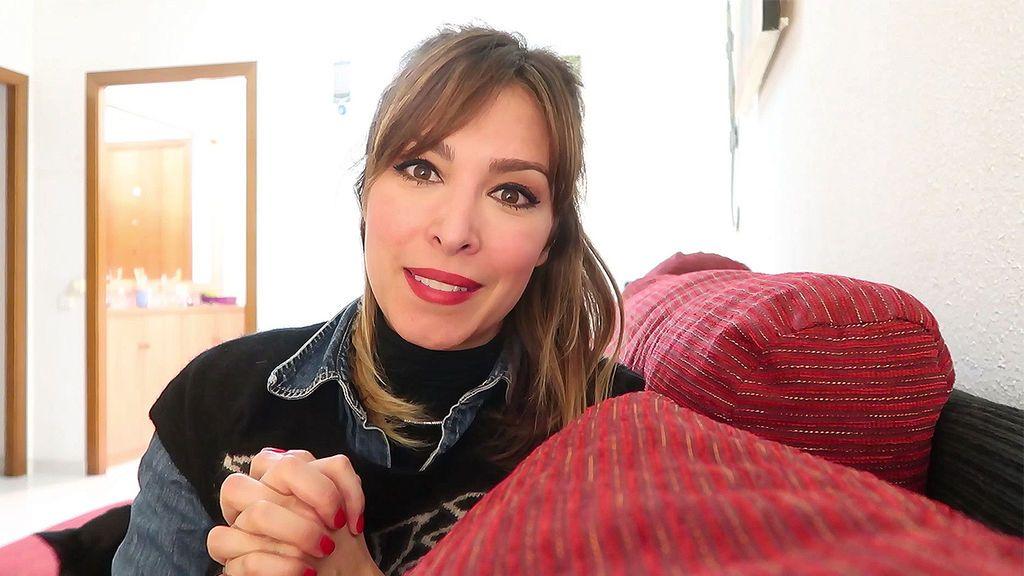 Gisela nos enseña su futuro 'casoplón'