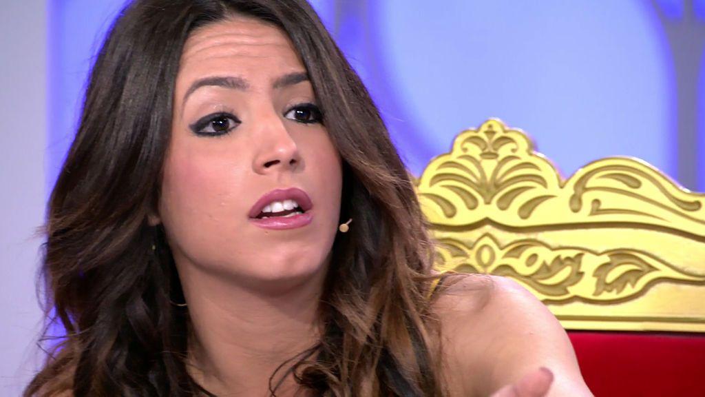 """Melani, a Eleazar: """"Me faltaste al respeto cuando te cambiaste por Sophie"""""""