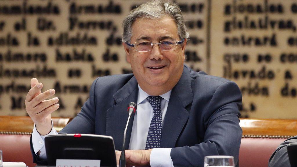 Zoido revela que el despliegue policial en Cataluña por el 1-O costó 87 millones de euros