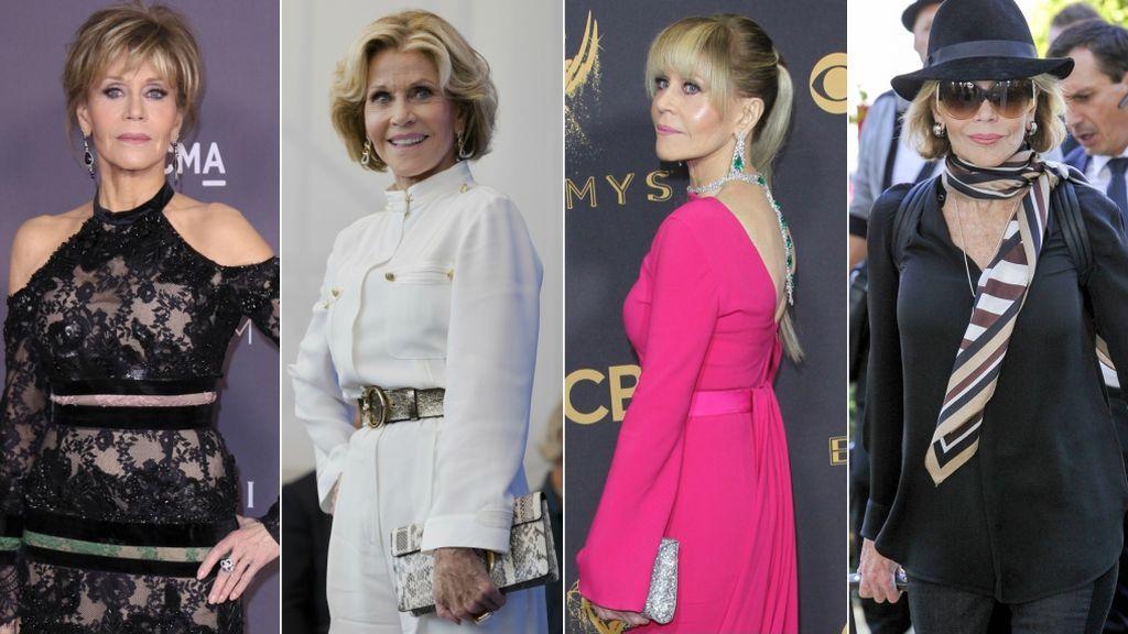 Diez razones por las que nos enamora el estilazo de Jane Fonda