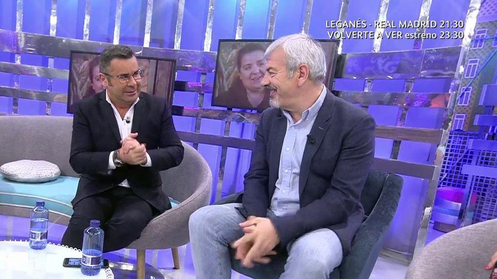 """Carlos Sobera, sobre el estreno de 'Volverte a ver': """"Nos vamos a reír, pero también hay historias para llorar"""""""
