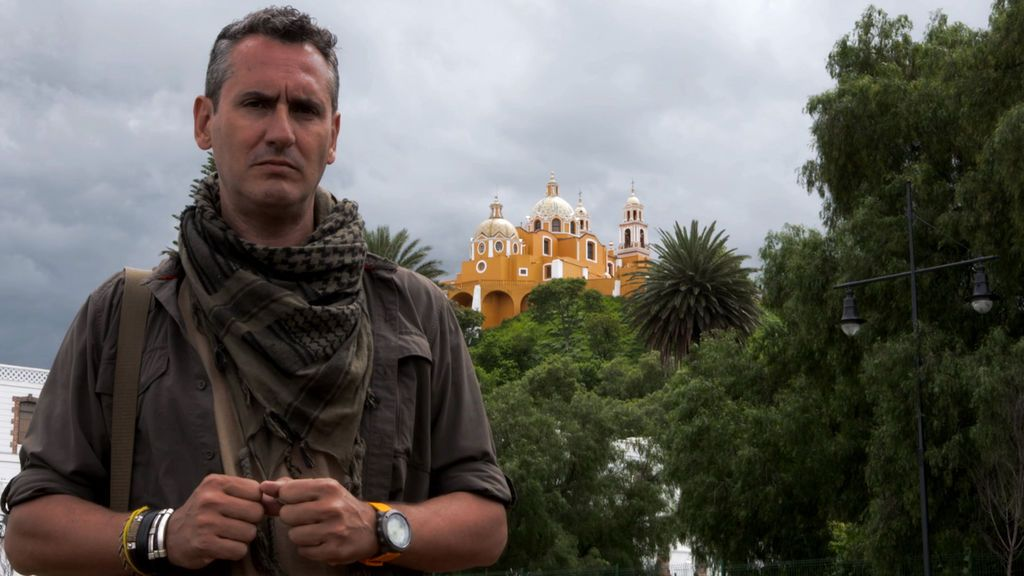 """Dmax viaja """"en busca de 'Misterios"""" con Lorenzo Fernández Bueno"""