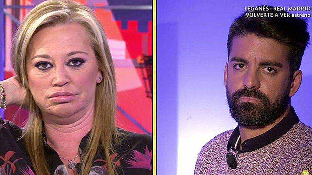 """Belén Esteban, a María Lapiedra: """"Prefiero ser la cornuda que no la supuesta princesa"""""""