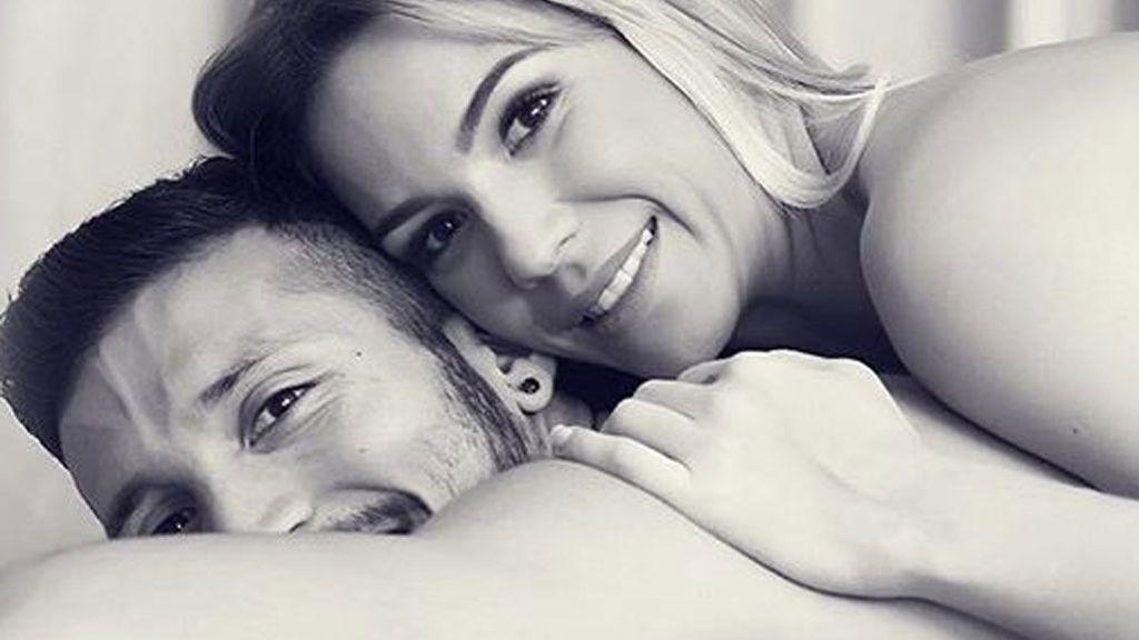 La romántica felicitación de Ezequiel Garay a Tamara Gorro por su 31 cumpleaños