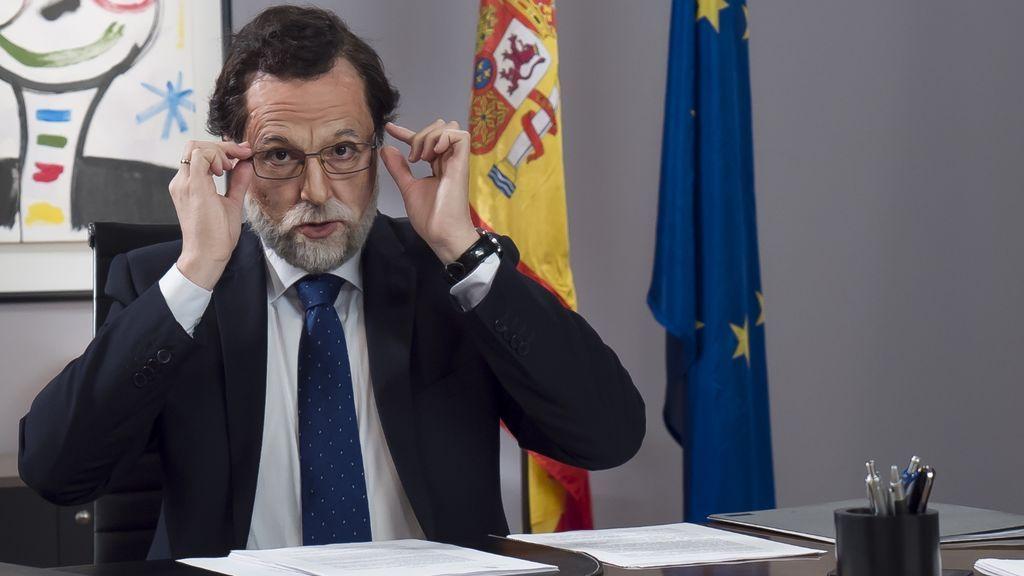 'El show de nuestro presidente' Rajoy, en Comedy Central