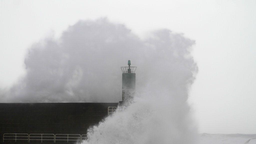 ¡Récord histórico! Una ola de La Coruña llega a los 19,23 metros