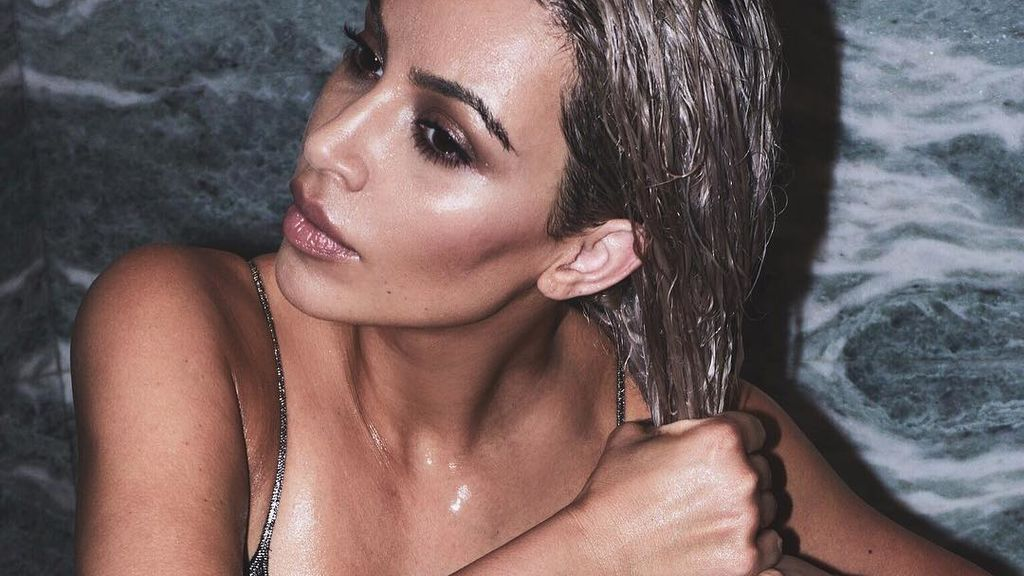 Sin nombre ni fotos: Las rarezas de Kim Kardashian con su nueva hija