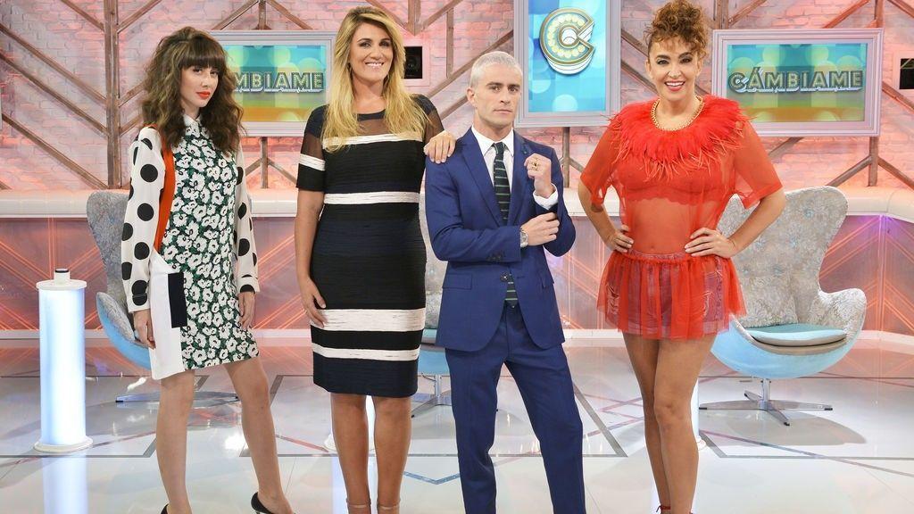 Pelayo, Cristina o Natalia: ¿eres capaz de adivinar qué estilista ha hecho el cambio?