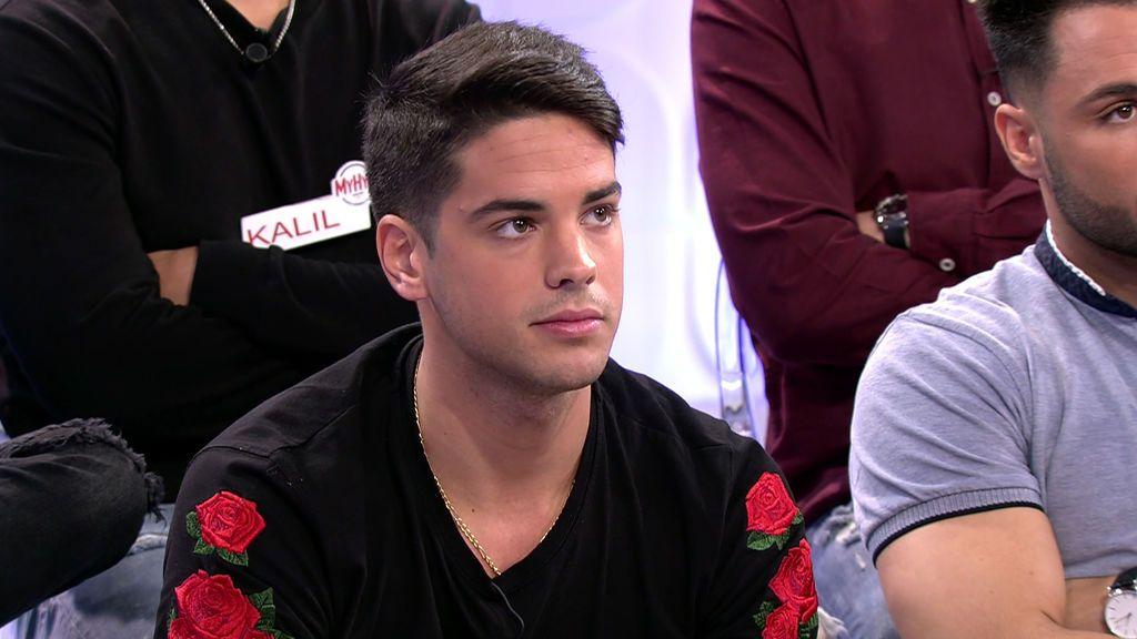"""Álvaro: """"Claudia ya ha opinado de mi relación con Sophie"""""""