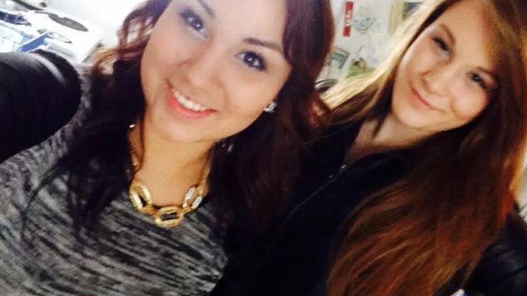 El selfie que demostró que había matado a su mejor amiga
