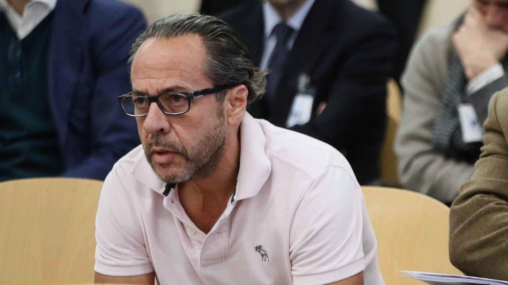 Trama Gürtel: 'El Bigotes' señala a Camps como la persona que ordenaba a los empresarios los pagos  en B