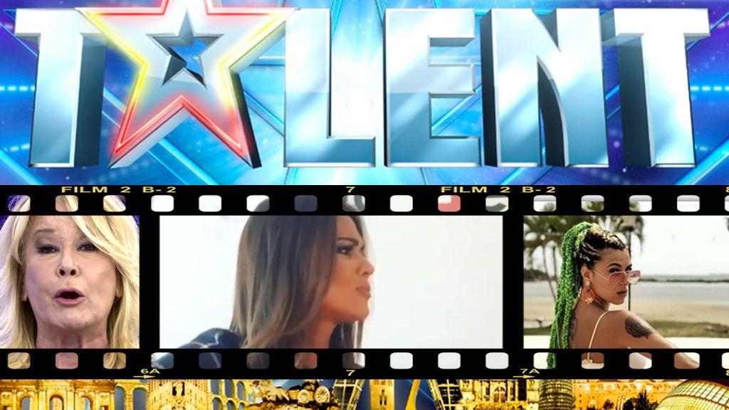¡Tienen talento! Los famosos de Mediaset que podrían participar en 'Got Talent'