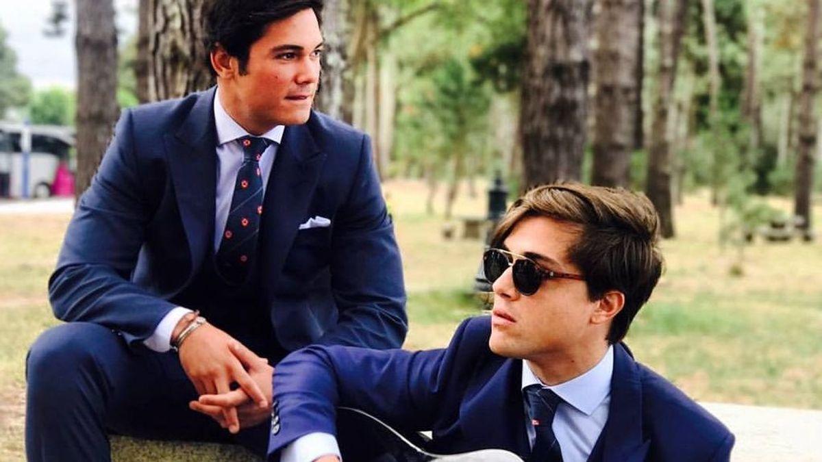 Tras Taburete, Modo Avión: así es la banda del hijo (y los sobrinos) de Federico Trillo