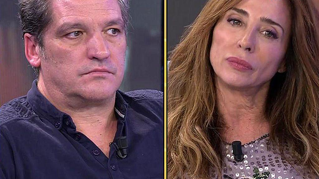 """Patiño, a Gustavo González: """"María Lapiedra ni te ama ni te respeta"""""""
