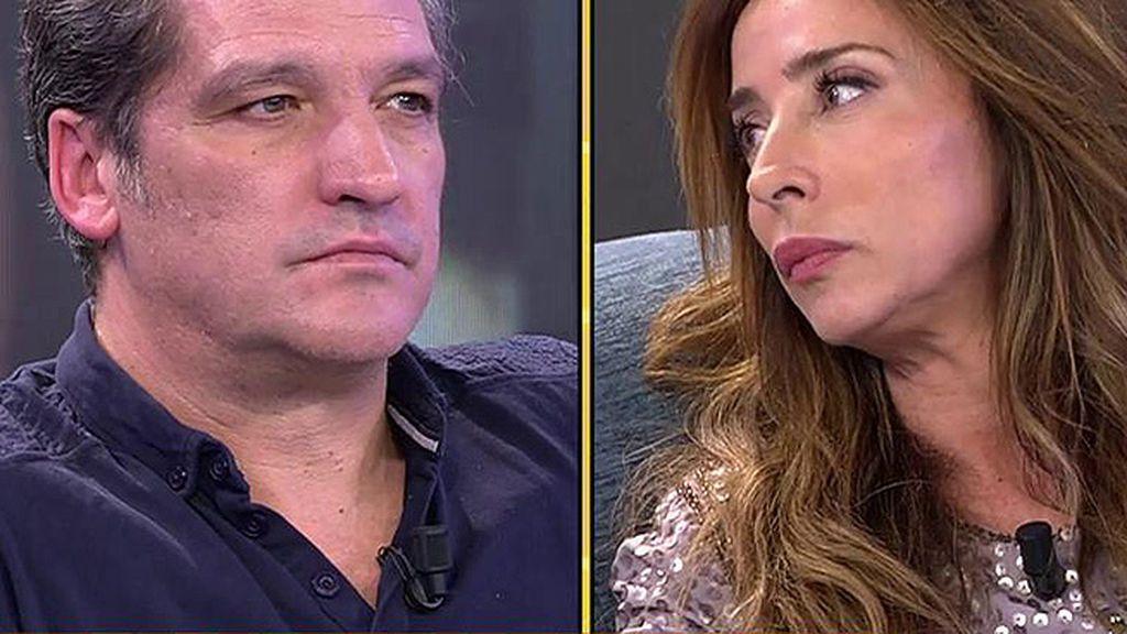 """Patiño no se cree el divorcio de Mark y María: """"Puede estar firmado, pero no es verdad"""""""