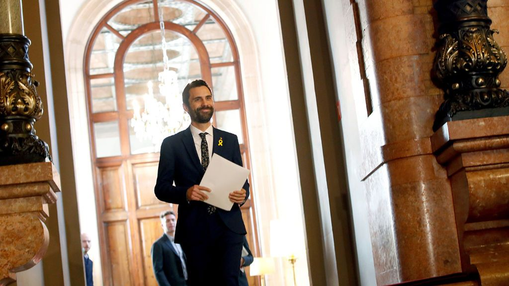 Torrent anunciará el lunes si propone a Puigdemont para presidir la Generalitat