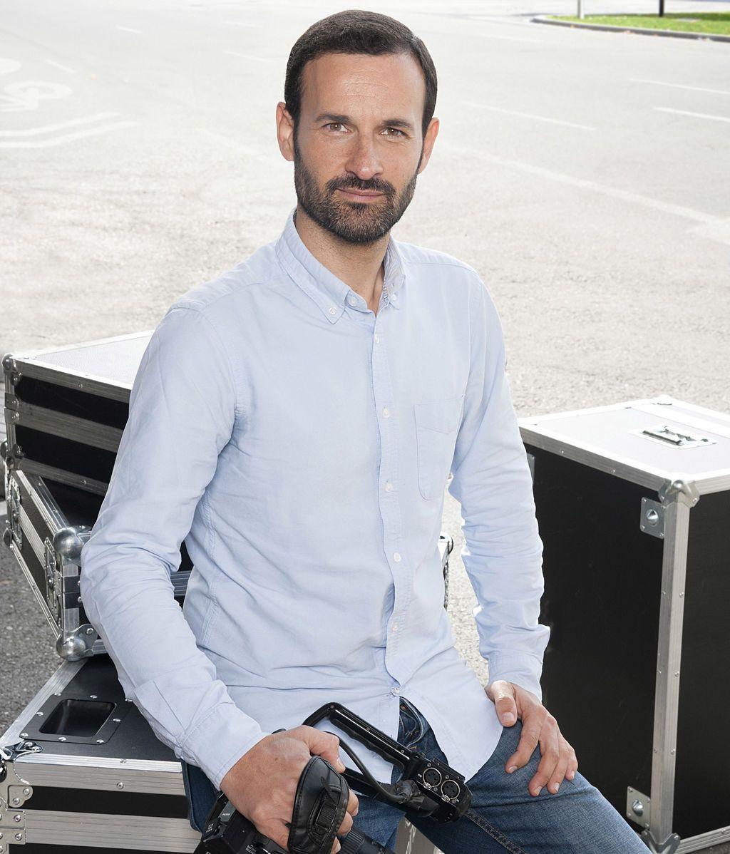 Juan Carlos González, reportero de 'En el punto de mira'.
