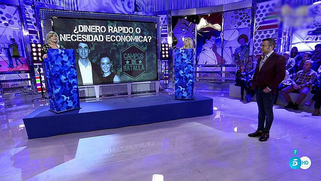 """El 'zasca' de Carmen Borrego a su hermana Terelu: """"Espero que me ganes, porque siempre gano yo"""""""
