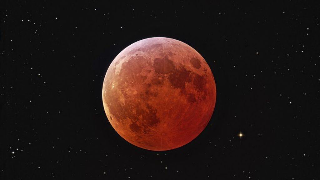 Estos son los sitios donde se podrá ver la superluna azul de sangre el 31 de enero