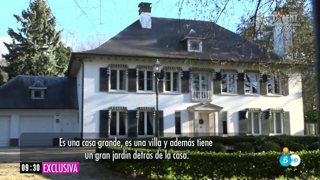 Imágenes exclusivas de la casa de Bélgica en la que está empadronado Puigdemont