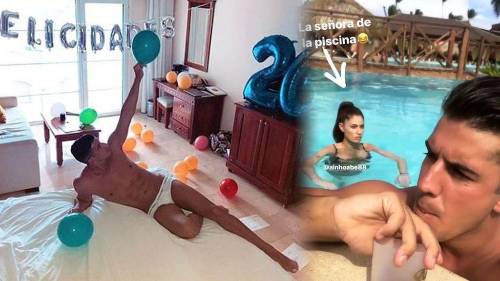 Todas las fotos de la espacada romántica a Punta Cana de Ainoha y Yera de 'MyHyV'