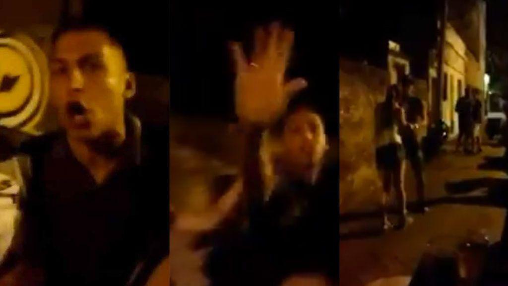 Un jugador argentino insulta y agrede a una mujer a la salida de una cervecería