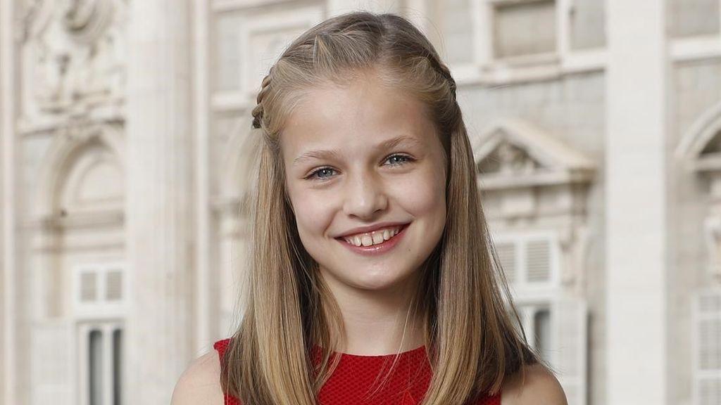 La Princesa Leonor recibirá el collar del Toisón de Oro el día del 50 cumpleaños del Rey