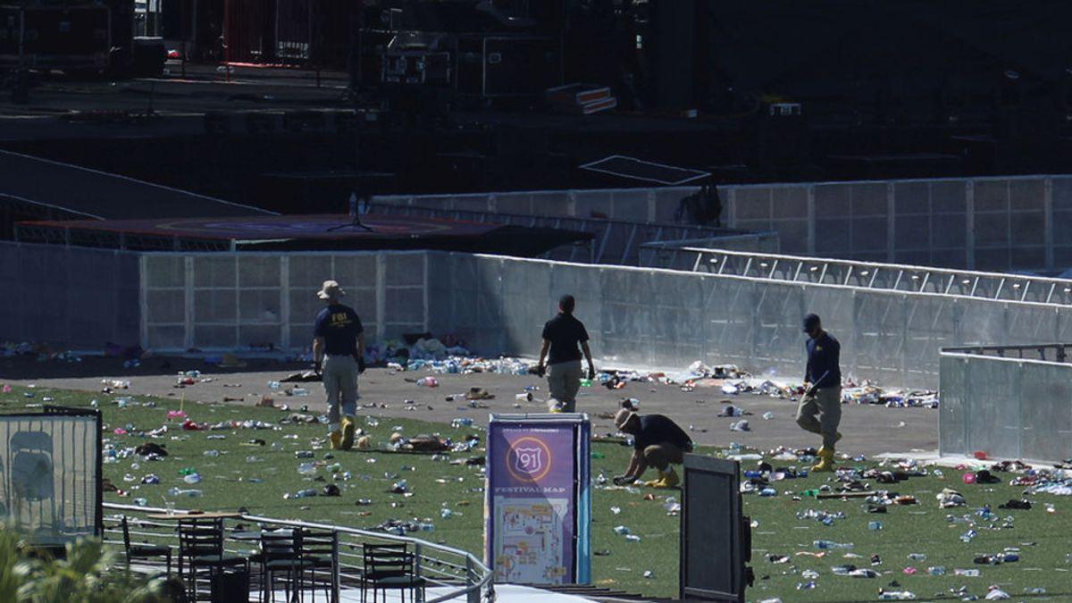 La Policía investiga a una segunda persona por la masacre de Las Vegas en octubre