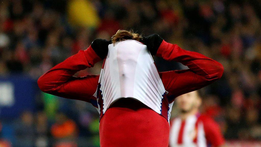 Crónica del Atlético de Madrid - Girona, 1-1