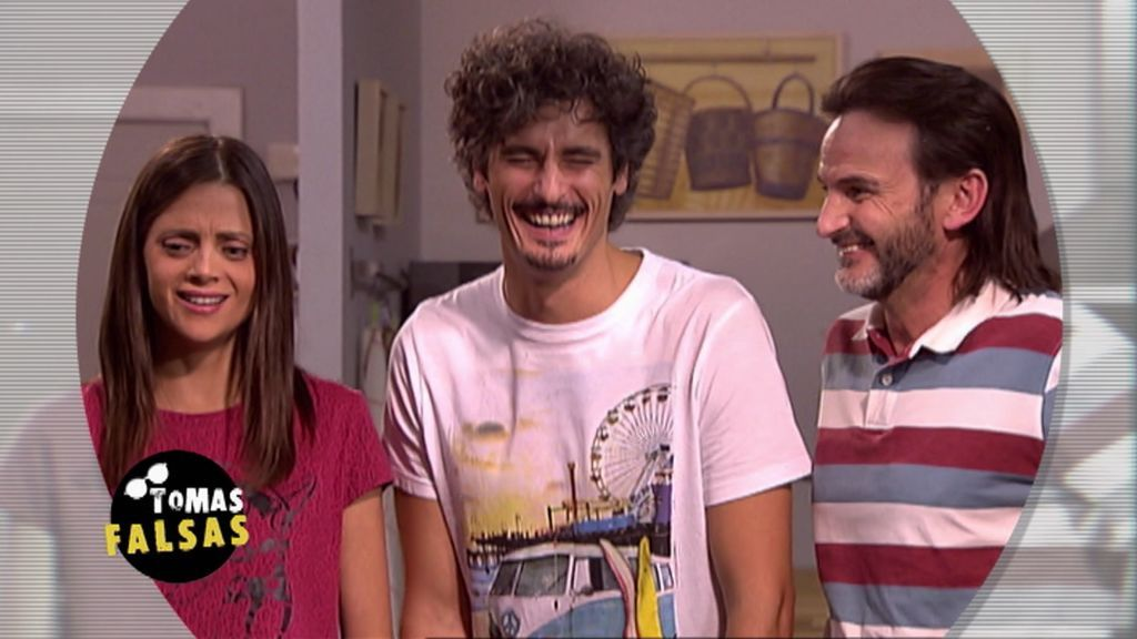 ¡Nos partimos de risa con las tomas falsas de Macarena Gómez (Lola)!
