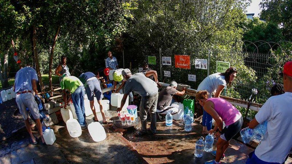 La primera ciudad sin agua: Ciudad del Cabo cerrará sus grifos en menos de 90 días